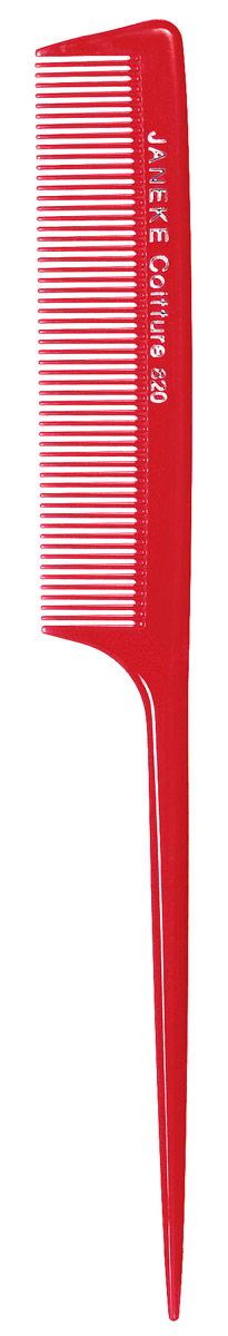 Janeke Расческа для волос, цвет: красный. 59820 ASSSatin Hair 7 BR730MNJaneke Расческа для волос, цвет: красный. 59820 ASS