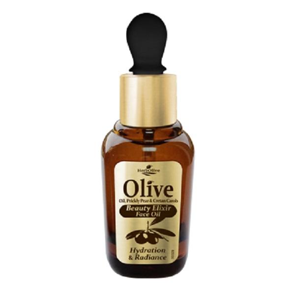 HerbOlive Масло - эликсир красоты для лица увлажнение и сияние 30 млFS-00897Увлажняющий эликсир для лица с плодами опунции и рожкового дерева являются природными источниками витаминов и минералов. Уникальное сочетание компонентов с маслом оливы, розмарином, витамином Е оказывает выраженное регенерирующее действие, стимулирует обновление кожи и дает толчок росту новых клеток.Рекомендуется для сухой и нормальной кожи с 18 лет.Косметика произведена в Греции на основе органического сырья, НЕ СОДЕРЖИТ минеральные масла, вазелин, пропиленгликоль, парабены, генетически модифицированные продукты (ГМО)