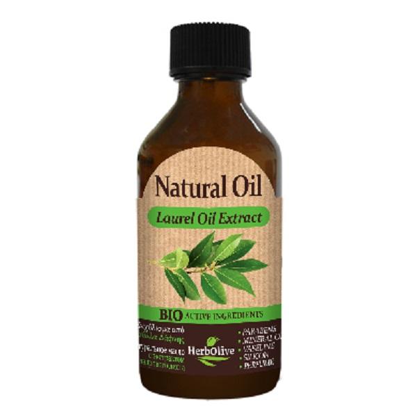 HerbOlive Натуральное масло с экстрактом лавра 100 мл