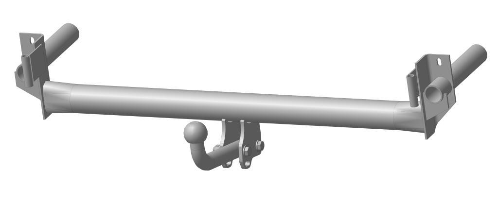 Фаркоп Bosal для Лада-Самара 2108, 21081,2109,21099, тип шара А, 1206-АTB 08Тип шара А – съемный на двух болтах шар, грузоподъемность 1500 кг.