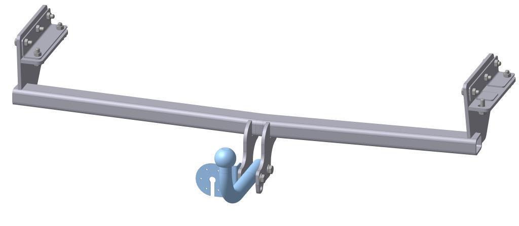 Фаркоп Bosal, для Renault Koleos 2008/01->, горизонтальная/вертикальная нагрузка на шар 1500/50 (вырез в бампере), тип шара А569Фаркоп Bosal предназначен для крепления к автомобилям Лада. Тип шара А - это съемный кованый шар с 2 отверстиями. Стандартный шар на двух болтах - это практичный и наиболее используемый вариант. Шар крепится с помощью болтов, что дает возможность при необходимости снять его. Фиксированный шар; Недорогое решение; Надежное крепление; Подходит для частого пользования; Снимается с помощью инструмента; Горизонтальная/вертикальная нагрузка на шар: 1500/50.