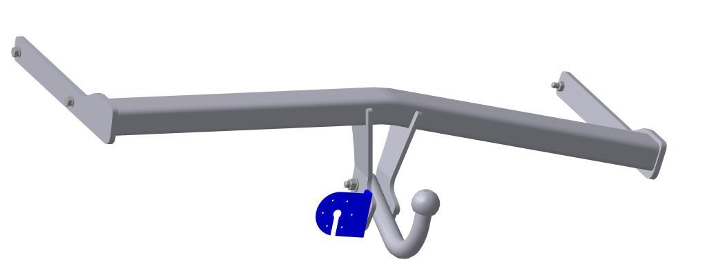 Фаркоп Bosal, для Volkswagen Tiguan 2007/01->, горизонтальная/вертикальная нагрузка на шар 1500/50 (без электрики, вырез в бампере), тип шара A1235-AФаркоп Bosal предназначен для крепления к автомобилям Лада. Тип шара А - это съемный кованый шар с 2 отверстиями. Стандартный шар на двух болтах - это практичный и наиболее используемый вариант. Шар крепится с помощью болтов, что дает возможность при необходимости снять его. Фиксированный шар; Недорогое решение; Надежное крепление; Подходит для частого пользования; Снимается с помощью инструмента; Горизонтальная/вертикальная нагрузка на шар: 1500/50.