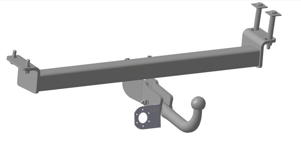 Фаркоп Bosal для CHERY Tiggo/Vortex Tingo 2012-, без электрики, тип шара А, 7605-Акн12-60авцТип шара А – съемный на двух болтах шар, грузоподъемность 1500 кг.