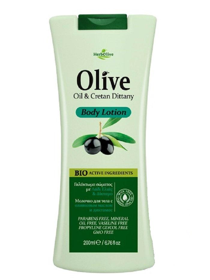 HerbOlive Молочко для тела с диктамосом (критская душица) 200 млFY-DAR38Уникальное сочетание оливкового масла, масла арганы, пантенол, глицерин и экстракта критской душицы (диктамоса), богатые витаминами, обеспечивают коже естественную эластичность и питание. Смягчает, разглаживает кожу, делая ее шелковистой, оставляя тонкий аромат натуральных трав. Рекомендуется для ежедневного ухода. Легко впитывается по всей поверхности тела, обеспечивая мягкое увлажнение.Косметика произведена в Греции на основе органического сырья, НЕ СОДЕРЖИТ минеральные масла, вазелин, пропиленгликоль, парабены, генетически модифицированные продукты (ГМО)