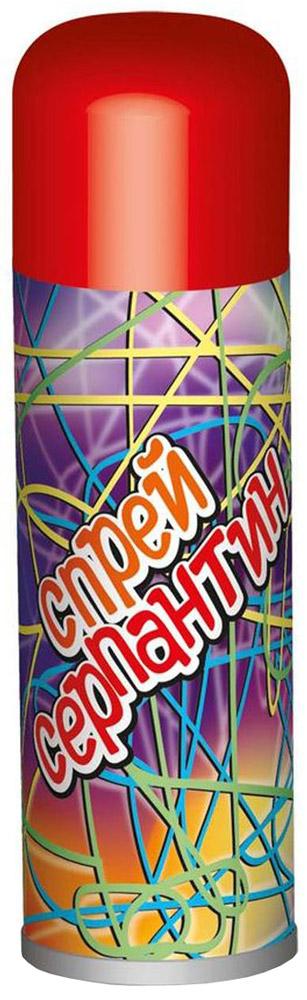 B&H Карнавальный спрей Серпантин цвет красныйNLED-454-9W-BKКарнавальный спрей B&H Серпантин отлично подойдет для любого праздника. Спрей-серпантин падает длинными разноцветными нитями и распыляется с расстояния не менее 1,5 м. Легко смывается водой. Объем баллона: 250 мл.