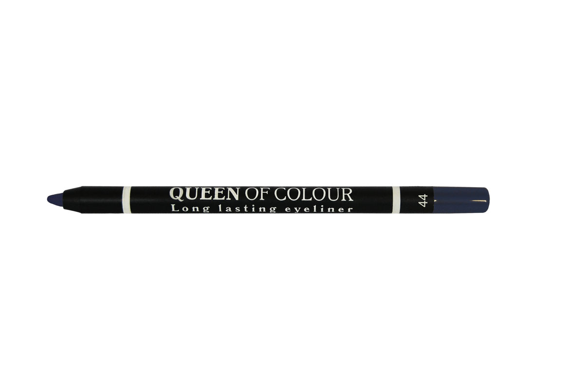 Ninelle Карандаш для глаз Queen Of Colour №44SC-FM20101Высокая концентрация пигментов создает насыщенный цвет, который делает образ более ярким и индивидуальным. Таким карандашом можно выполнить как дневной, так и вечерний макияж.Новая формула с витамином Е способствует идеально мягкому нанесению карандаша на веки. Он прекрасно растушевывается и превосходно держится на веках в течение всего дня. Для создания более глубокого образа не ждите пока карандаш зафиксируется, а сразу приступайте к растушевке его границ.