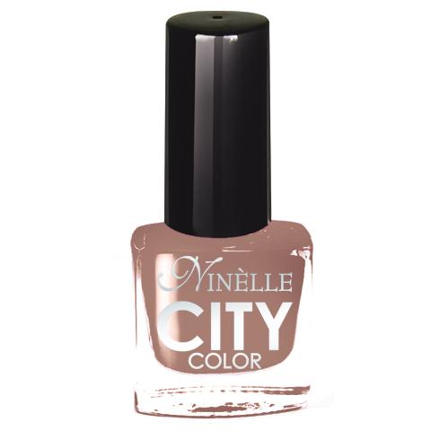 Ninelle Лак для ногтей City Color №163SC-FM20104Формула уникальна и безупречна: лак быстро сохнет, гарантирует идеальную цветопередачу и потрясающий блеск, а также непревзойденную стойкость. Лак для ногтей City color выравнивает поверхность ногтя, делая его идеально гладким и безупречно глянцевым. Высокая концентрация пигментов и новая кисть заметно упростили маникюрную процедуру - лаки теперь можно наносить одним слоем. Удобная кисточка поможет распределить лак быстро и с максимальной точностью, что позволяет равномерно нанести лак даже на короткие ногти. В состав входят ухаживающие компоненты, предотвращающие повреждения ногтей.