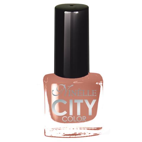 Ninelle Лак для ногтей City Color №16528032022Формула уникальна и безупречна: лак быстро сохнет, гарантирует идеальную цветопередачу и потрясающий блеск, а также непревзойденную стойкость. Лак для ногтей City color выравнивает поверхность ногтя, делая его идеально гладким и безупречно глянцевым. Высокая концентрация пигментов и новая кисть заметно упростили маникюрную процедуру - лаки теперь можно наносить одним слоем. Удобная кисточка поможет распределить лак быстро и с максимальной точностью, что позволяет равномерно нанести лак даже на короткие ногти. В состав входят ухаживающие компоненты, предотвращающие повреждения ногтей.