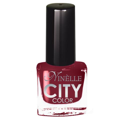 Ninelle Лак для ногтей City Color №172MFM-3101Формула уникальна и безупречна: лак быстро сохнет, гарантирует идеальную цветопередачу и потрясающий блеск, а также непревзойденную стойкость. Лак для ногтей City color выравнивает поверхность ногтя, делая его идеально гладким и безупречно глянцевым. Высокая концентрация пигментов и новая кисть заметно упростили маникюрную процедуру - лаки теперь можно наносить одним слоем. Удобная кисточка поможет распределить лак быстро и с максимальной точностью, что позволяет равномерно нанести лак даже на короткие ногти. В состав входят ухаживающие компоненты, предотвращающие повреждения ногтей.