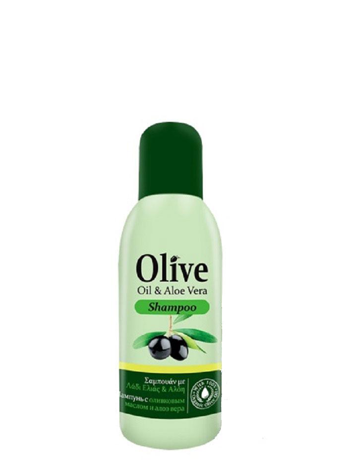 HerbOlive Мини шампунь для сухих волос с экстрактом алоэ-вера 60 млFS-00897Питает волосы укорней, обеспечивает сбалансированный уход заволосами икожей головы. Оливковое масло инасыщенная травяная база питают минералами ивитаминами кожу головы, содействует здоровому роста волос. Мягко иэффективно очищает волосы, повышет прочность иэластичность, обеспечивая дополнительный объем иблеск. Косметика произведена в Греции на основе органического сырья, НЕ СОДЕРЖИТ минеральные масла, вазелин, пропиленгликоль, парабены, генетически модифицированные продукты (ГМО)