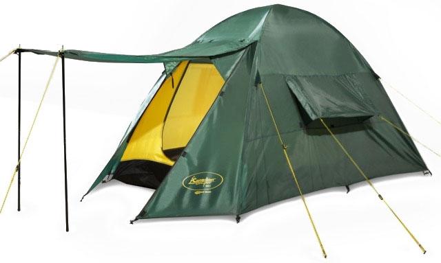 Палатка CANADIAN CAMPER ORIX 2 (цвет woodland)30200018Очень легкая двухместная палатка для треккинга Canadian Camper Orix 2 демонстрирует прекрасные качества в непогоду: хорошо выдерживает ветер и дождь. Единственный минус, который отметил пользователь, это отсутствие снегозащитной юбки. Однако, данная модель и не предназначена для высотных восхождений или зимних походов. Сложенная — компактна, собирается и разбирается легко.Навес предоставляет дополнительное пространство для снаряжения, и закрывает вход от дождя. Швы проклеены и не текут даже в ливень. Множество мелочей, которые так способствуют комфорту хорошо продуманы: кармашки, крепления, молнии. Материал, из которого сшита внутренняя палатка, пропускает воздух, внутри не душно, при этом тепло сохраняет довольно хорошо.