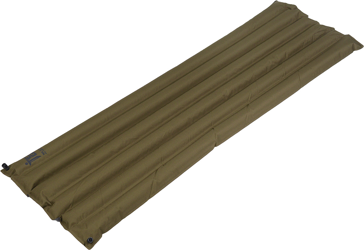 Коврик надувной Tengu MK 3.71M, цвет: оливковый, 180 х 50 х 7 смSPIRIT ED 1050Легкий надувной туристический коврик. Использование современных материалов позволило создать легкий и компактный надувной коврик для походов.