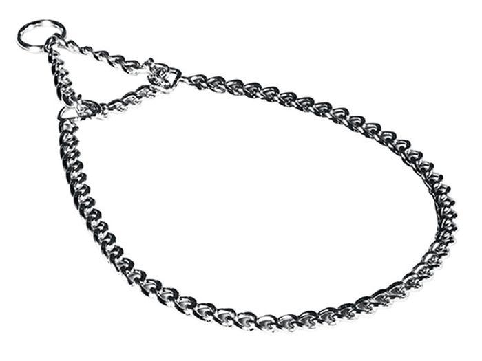 Полуудавка металлическая Каскад Элита, однорядная, длина 35 см O 2,0 мм29435202