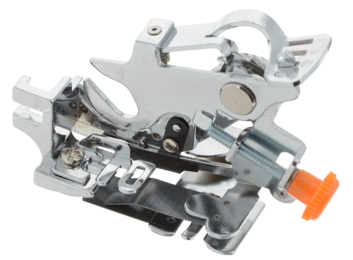 Лапка для швейной машины Aurora, для создания складокComfort 05-15Лапка для швейной машины Aurora используется для создания складок и мелких оборок. Подходит для большинства современных бытовых швейных машин. Инструкция по использованию прилагается.