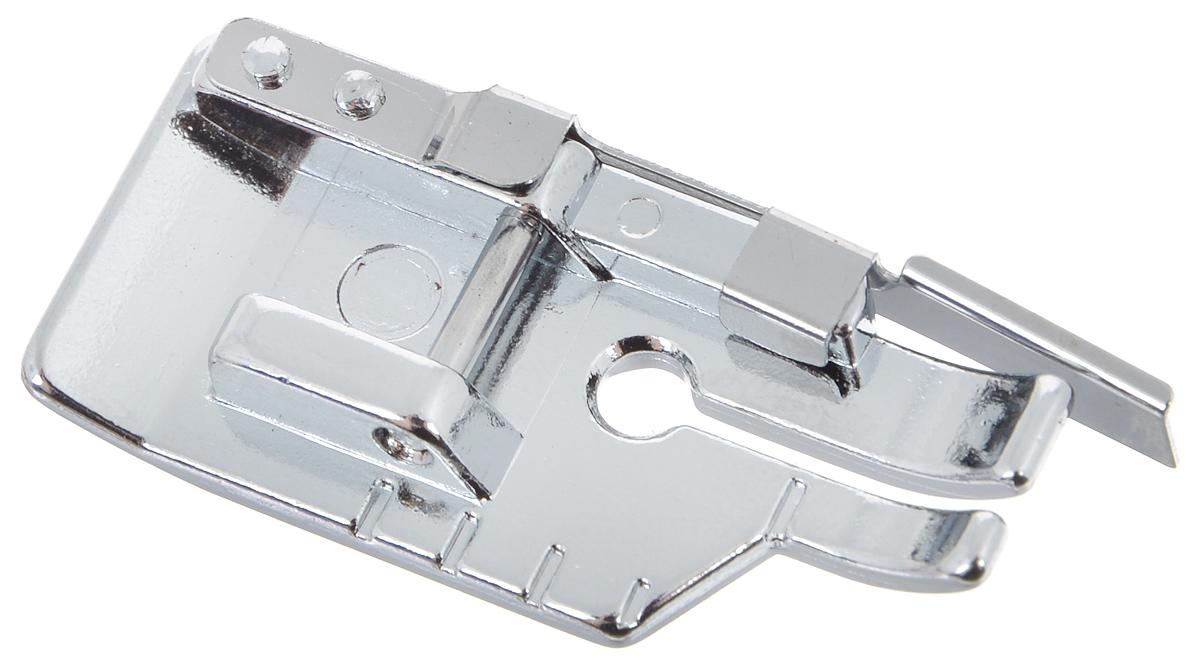 Лапка для швейной машины Aurora, для пэчворка, с направляющейFTR 02Лапка для швейной машины Aurora используется для соединения деталей ткани при выстегивании и пэчворке с припуском на шов 6,4 мм. Позволяет получать прекрасные результаты при соединении длинных кусков материала. Небольшое отверстие под иглу обеспечивает правильный прижим лапки и ровную прямую строчку. Подходит для большинства современных бытовых швейных машин. Инструкция по использованию прилагается.