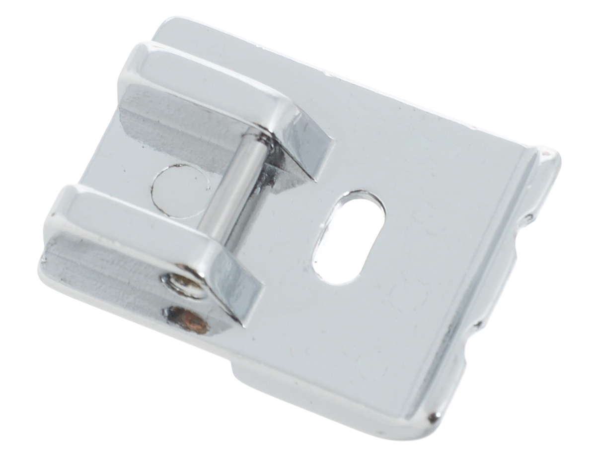 Лапка для швейной машины Aurora, для пришивания кантаComfort 05-15Лапка для швейной машины Aurora предназначена для пришивания декоративного канта или шнура. Подходит для большинства современных бытовых швейных машин. Инструкция по использованию прилагается.