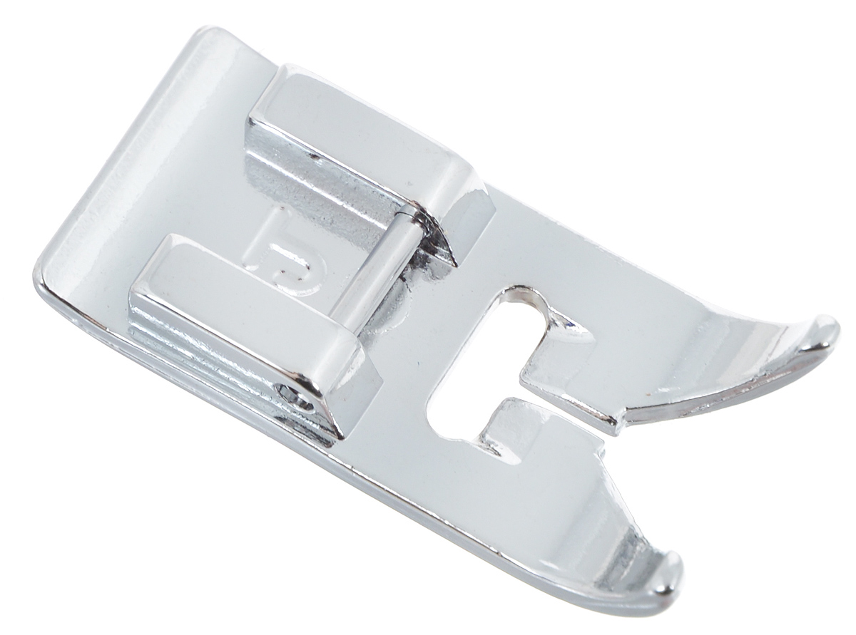 Лапка зиг-заг для швейной машины Aurora, 5 ммFTN 21Лапка зиг-заг для швейной машины Aurora используется для выполнения почти всех видов строчек. Подходит для большинства современных бытовых швейных машин. Инструкция по использованию прилагается.