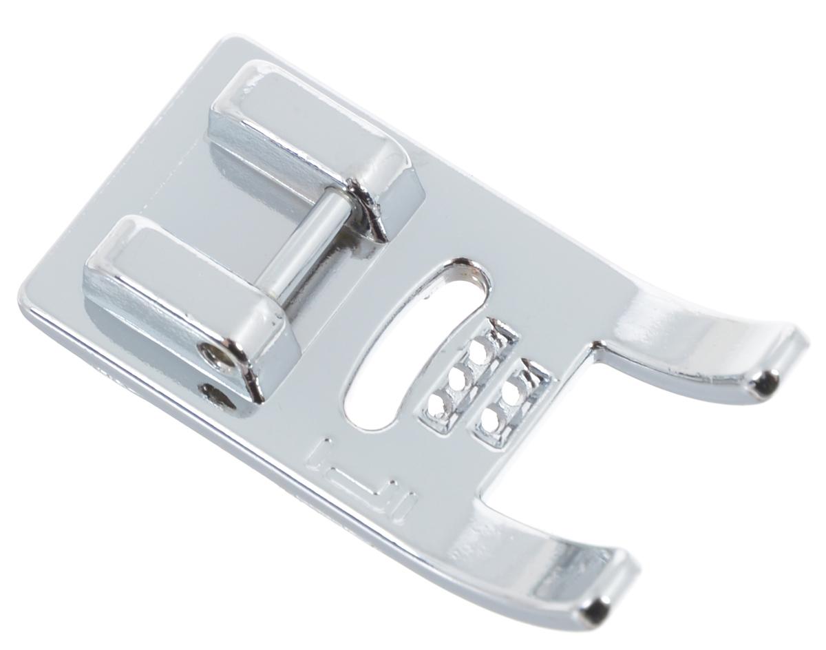 Лапка для швейной машины Aurora, для пришивания тонких шнуровRB-C515 FЛапка для швейной машины Aurora предназначена для пришивания сразу 5 декоративных тонких шнуров или нитей. Подходит для большинства современных бытовых швейных машин. Инструкция по использованию прилагается.