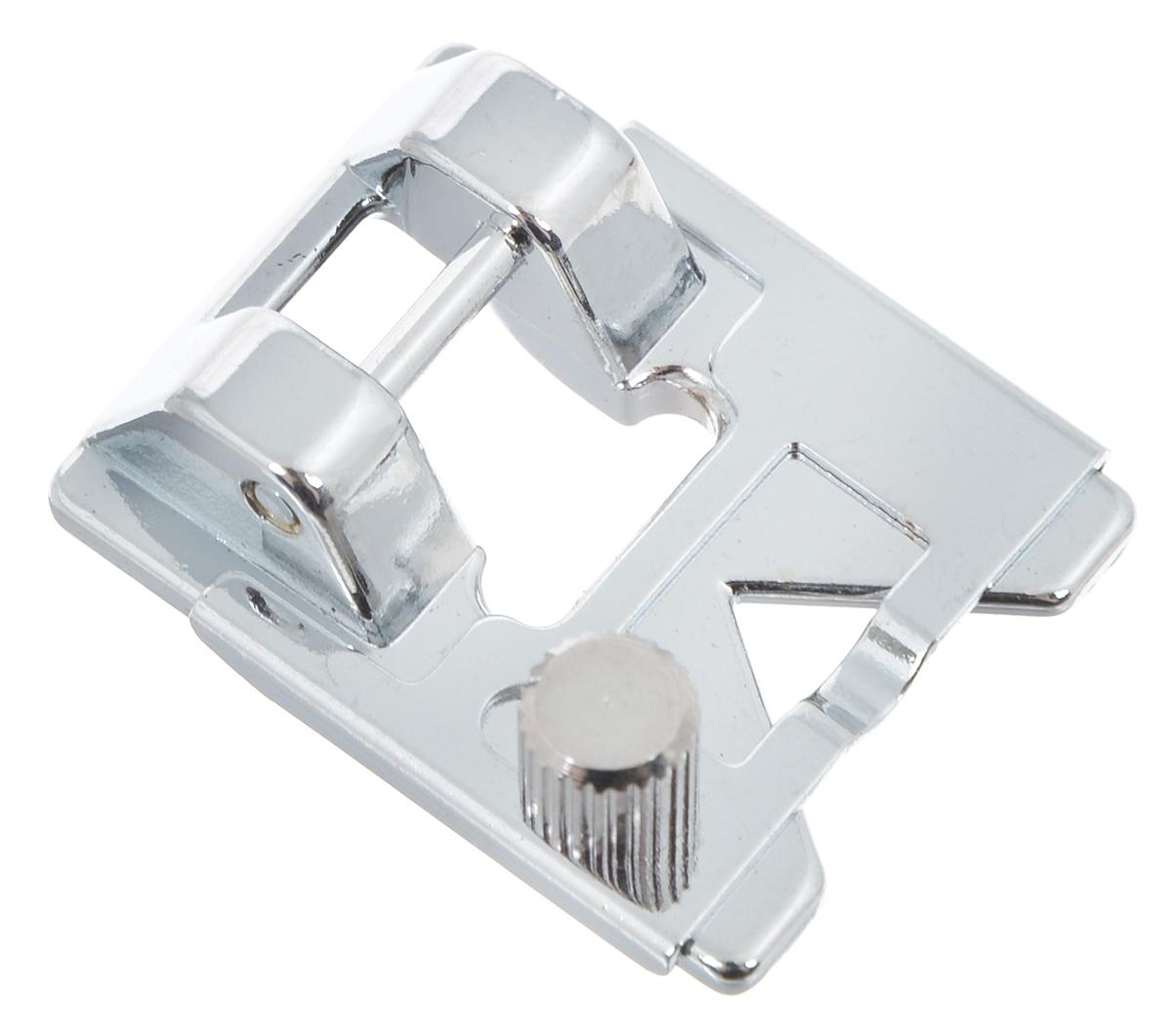 Лапка для швейной машины Aurora, для пришивания тесьмыVC ZIP Adapter SetЛапка для швейной машины Aurora используется для настрачивания тесьмы, лент, канта и прочих декоративных элементов шириной до 5 мм. Подходит для большинства современных бытовых швейных машин. Инструкция по использованию прилагается.
