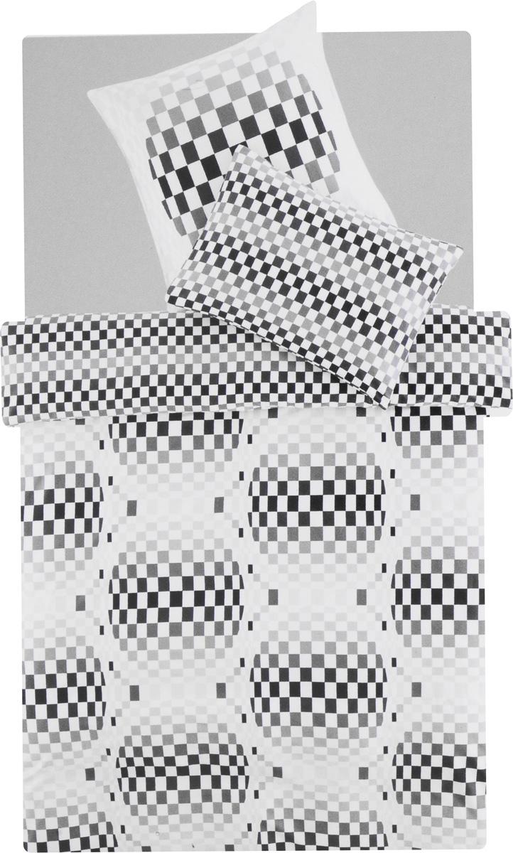 Комплект белья TAC Argos, 1,5-спальный, наволочки 50х70, 70х70CLP446Роскошный комплект постельного белья TAC Argos выполнен из качественного плотного сатина с использованием фирменного нанесения Pano. Комплект состоит из пододеяльника, простыни и двух наволочек. Пододеяльник застегивается на пуговицы.Сатин - гладкая и прочная ткань, которая своим блеском, легкостью и гладкостью похожа на шелк, но выгодно отличается от него в цене. Сатин практически не мнется, поэтому его можно не гладить. Ко всему прочему, он весьма практичен, так как хорошо переносит множественные стирки.Доверьте заботу о качестве вашего сна высококачественному натуральному материалу.