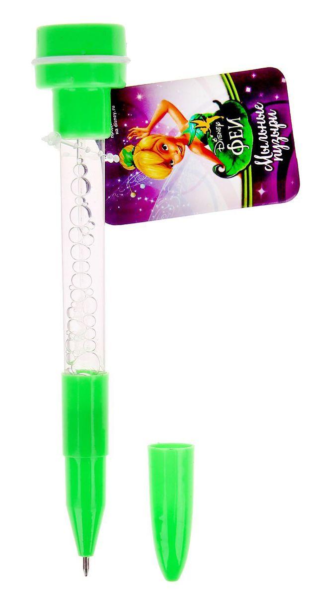 Disney Мыльные пузыри ручка с печатью и светом Феи 10 мл disney мыльные пузыри ручка с печатью и светом тачки 10 мл