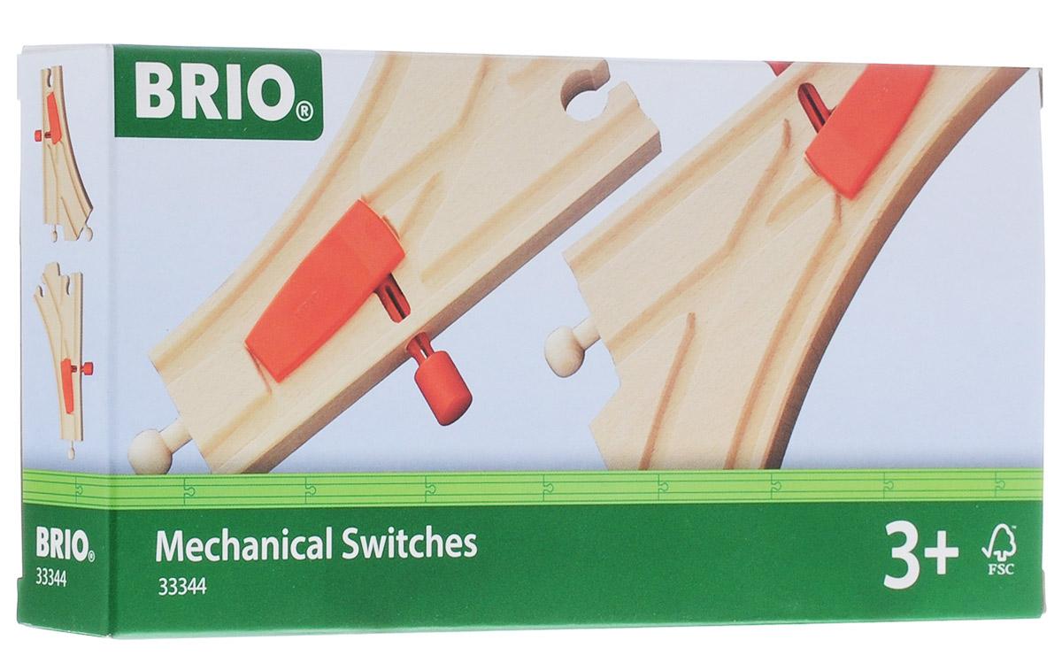 Brio Железнодорожное полотно с переключателем направления, Brio AB