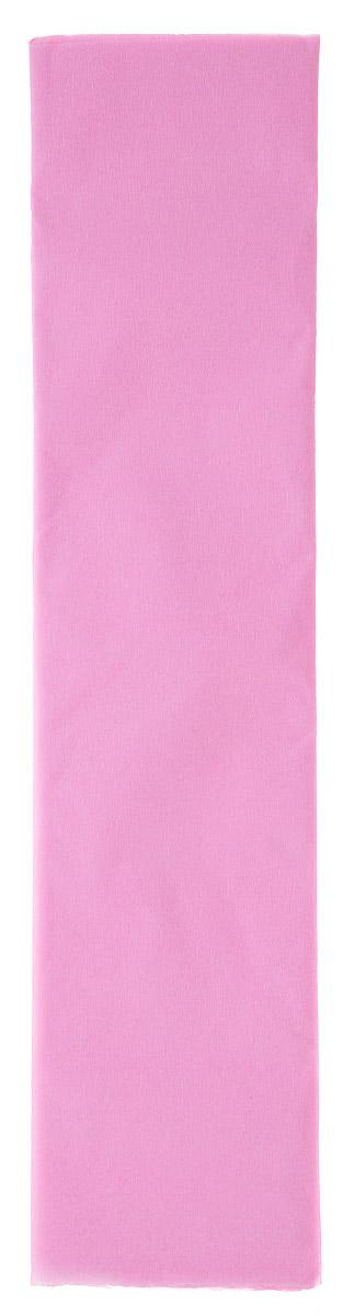 Hatber Бумага крепированная цвет розовый 50 х 250 см72523WDБумага крепированная Hatber - очень гибкая и мягкая, отличный вариант для развития детского творчества.Из нее очень простыми способами можно создавать чудесные аппликации, игрушки, подарки и объемные поделки - это полезно для развития фантазии, цветового восприятия и мелкой моторики детей. Замечательно подходит для занятий на уроках труда.Размер: 50 см х 250 см.