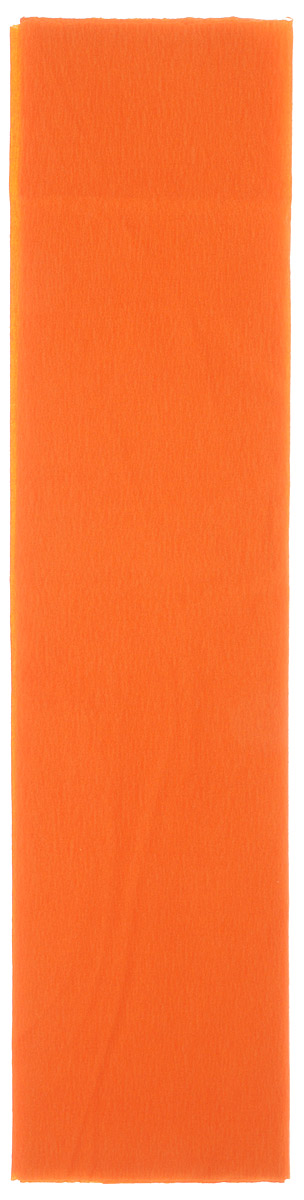 Hatber Бумага крепированная цвет оранжевый 50 х 250 см730396Бумага крепированная Hatber - очень гибкая и мягкая, отличный вариант для развития детского творчества.Из нее очень простыми способами можно создавать чудесные аппликации, игрушки, подарки и объемные поделки - это полезно для развития фантазии, цветового восприятия и мелкой моторики детей. Замечательно подходит для занятий на уроках труда.Размер: 50 см х 250 см.