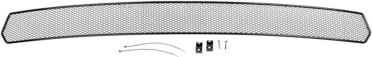 Сетка для защиты радиатора Novline-Autofamily, внешняя, для KIA Sorento (2015-)98298123_черныйСетка для защиты радиатора Novline-Autofamily изготовлена из антикоррозионного материала, что гарантирует отсутствие ржавчины в процессе эксплуатации. Изделие устанавливается на штатную решетку переднего бампера автомобиля, защищая таким образом радиатор от попадания камней, крупных насекомых, мелких птиц. Простая установка делает это изделие необыкновенно удобным. В отличие от универсальных сеток, для установки которых требуется снятие бампера, то есть наличие специализированных навыков и дополнительного оборудования (подъемник и так далее), для установки этой сетки понадобится 20 минут времени и отвертка. Данный продукт разработан индивидуально под каждый бампер автомобиля. Внешняя защитная сетка радиатора полностью повторяет геометрию решетки бампера и гармонично вписывается в общий стиль автомобиля.