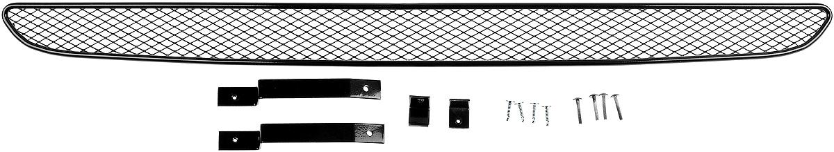 Сетка для защиты радиатора Novline-Autofamily, внешняя, для Ford Eco-Sport (2014-)01-170614-15BВ отличие от универсальных сеток, данный продукт разрабатывается индивидуально под каждый бампер автомобиля. Внешняя защитная сетка радиатора полностью повторяет геометрию решетки бампера и гармонично вписывается в общий стиль автомобиля. При создании продукта мы учли как потребности автомобилистов, для которых важна исключительно защитная функция, так и автолюбителей, которые ищут способы подчеркнуть или создать новый стиль своего авто. Функциональность, тюнинг, или и то, и другое? Выбор только за вами. Сетка для защиты радиатора изготовлена из антикоррозионного материала, что гарантирует отсутствие ржавчины в процессе эксплуатации. Простая установка делает этот продукт необыкновенно удобным. В отличие от универсальных сеток, для установки которых требуется снятие бампера, то есть наличие специализированных навыков и дополнительного оборудования (подъемник и так далее), для установки этого продукта понадобится 20 минут времени и отвертка.
