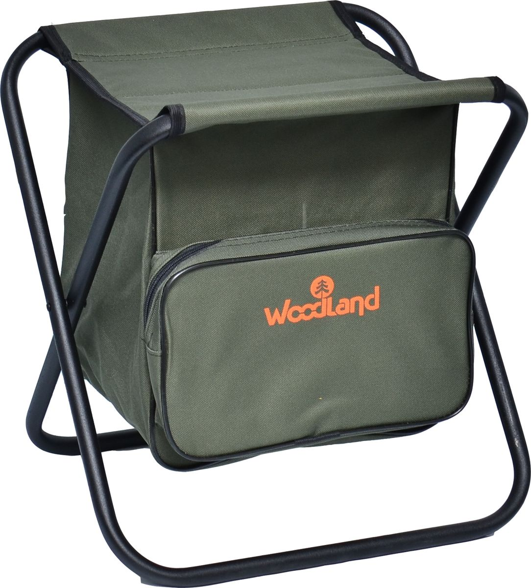 Стул складной кемпинговый Woodland Compact BAG, цвет: зеленый, 38,5 x 32,5 х 40 см0055543Стул складной Woodland Compact BAG предназначен для создания комфортных условий в туристических походах, охоте, рыбалке и кемпинге.Материалы: Сталь, Oxford 600DРазмер: 38,5 x 32,5 х 40 см.Вес: 1,56 кг. Компактная складная конструкция. Прочный стальной каркас, диаметром 16 мм, с покрытием.Водоотталкивающее ПВХ покрытие ткани Oxford 600D. Максимально допустимая нагрузка 120 кг.