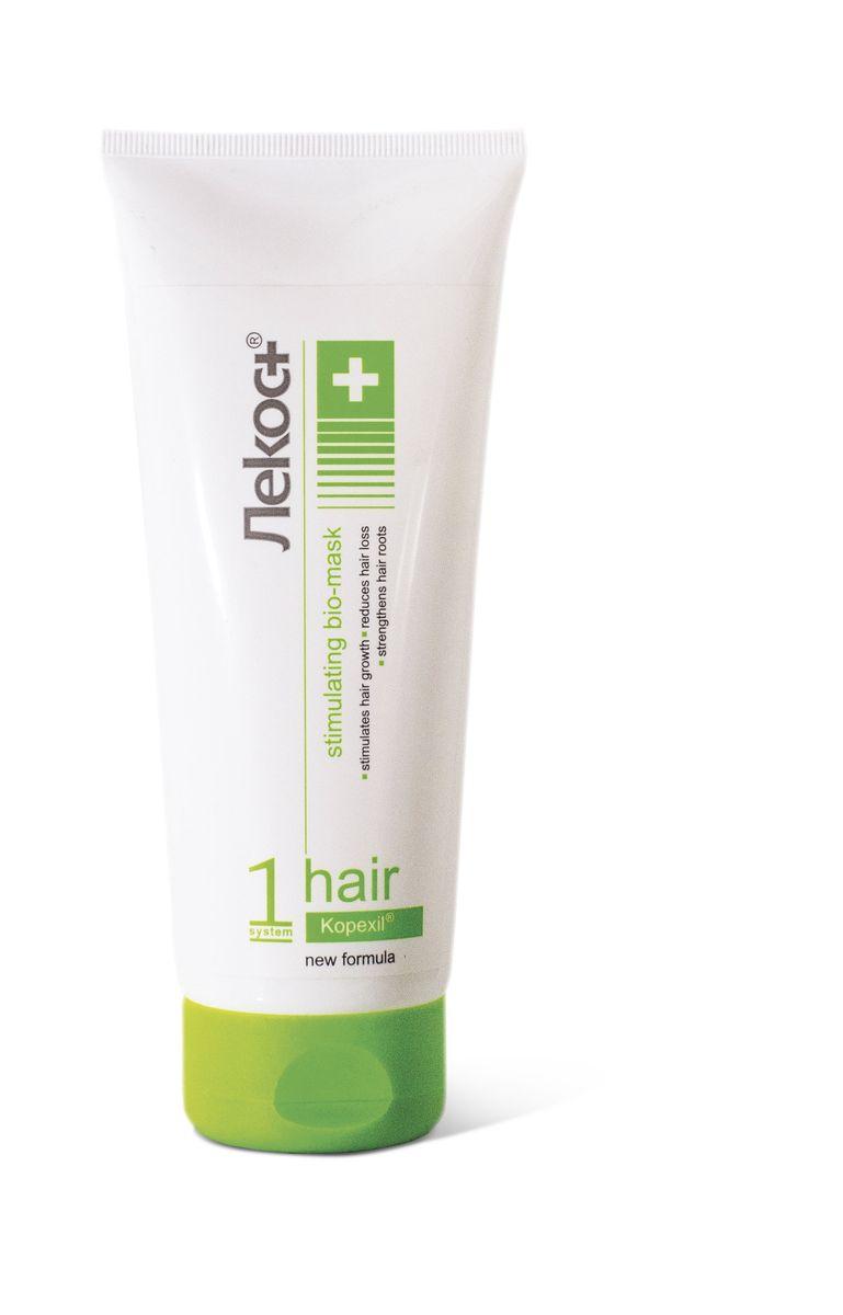 Лекос+ Био-маска СТИМУЛИРУЮЩАЯ, 195 гХР-262Интенсивная био-маска для решения различных проблем кожи головы и волос. Kopexil® стимулирует кровоснабжение волосяной луковицы и укрепляет корни волос, уменьшает выпадение волос и восстанавливает их структуру.Используйте при выпадении волос после сильного стресса, после родов, после общего наркоза, при заболеваниях кожи головы, при неблагоприятной экологии, при акклиматизации, после окрашивания и химической завивки.
