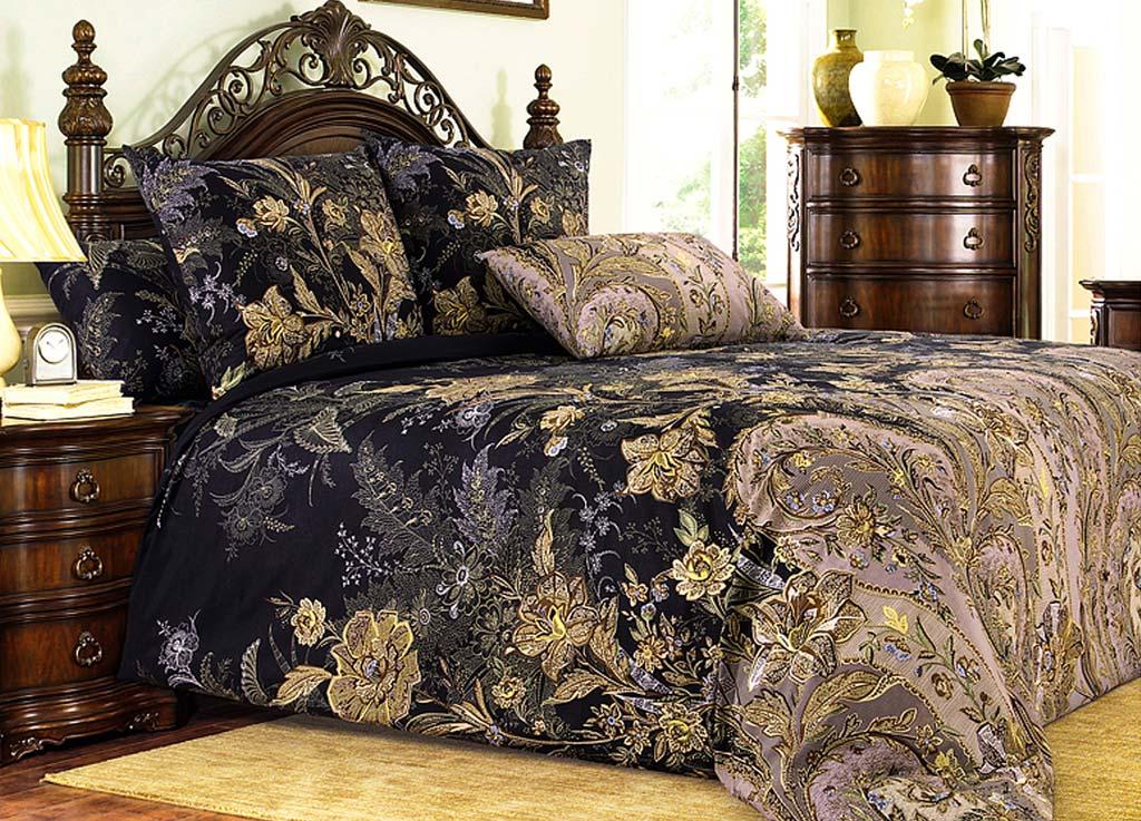 Комплект белья Primavera Музей, 2-спальный, наволочки 70x70, цвет: черный80887Комплект постельного белья Primavera Музей является экологически безопасным для всей семьи, так как выполнен из высококачественного перкаля. Комплект состоит из пододеяльника, простыни и двух наволочек. Постельное белье оформлено орнаментом и имеет изысканный внешний вид. Перкаль представляет собой очень прочную ткань высочайшего качества, которую производят из чесаного хлопка. Перкаль обладает матовой, слегка бархатистой поверхностью. Несмотря на высокую прочность и плотность, перкаль - мягкий и нежный материал. Приобретая комплект постельного белья Primavera Музей, вы можете быть уверенны в том, что покупка доставит вам и вашим близким удовольствие и подарит максимальный комфорт.