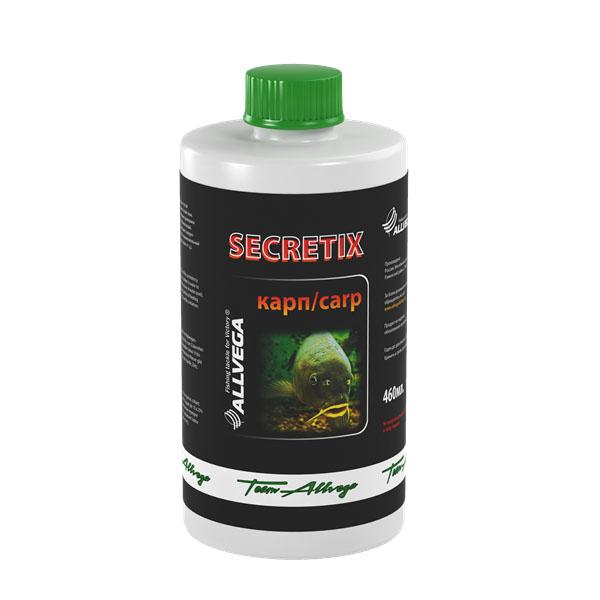 Ароматизатор жидкий Allvega Карп, 460 мл57276Aроматизатор Allvega Карп, обладающий густой консистенцией и клеящим свойством, добавляется в воду для замешивания прикормки (от 10 до 25% от используемого объема воды). Ароматизированная вода пропитывает каждую частичку прикормки и придает ей привлекательный запах. Этот любимый рыболовами вкус всегда считался эффективной добавкой для ловли карпа.Товар сертифицирован.