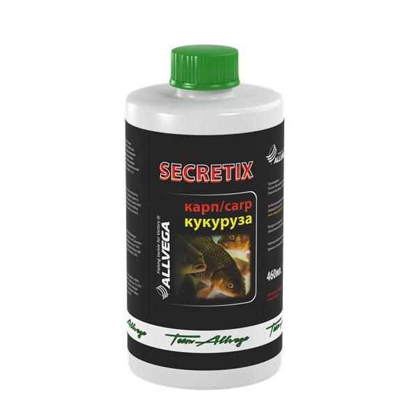 Ароматизатор жидкий Allvega Карп. Кукуруза, 460 мл52620Aроматизатор Allvega Карп. Кукуруза, обладающий густой консистенцией и клеящим свойством, добавляется в воду для замешивания прикормки (от 10 до 25% от используемого объема воды). Ароматизированная вода пропитывает каждую частичку прикормки и придает ей привлекательный запах кукурузы. Многие считают аромат кукурузы лучшим в карповой ловле.