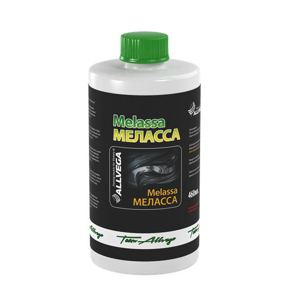 Ароматизатор жидкий Allvega Меласса, 460 мл. 5262352623Жидкий ароматизатор Allvega Меласса с выраженным сладким вкусом полностью растворяется в горячей и холодной воде, а также содержит в своем составе много минеральных и питательных веществ, поэтому является ценной добавкой для ловли любых видов рыб семейства карповых. Классический аромат мелассы хорошо сочетается с любым компонентом в прикормочной смеси и ароматизации рыболовных насадок. Товар сертифицирован.Объем: 460 мл.