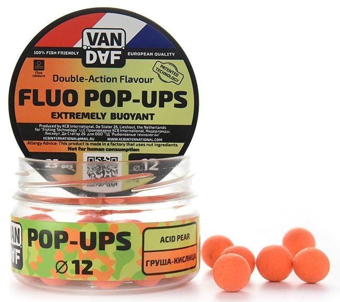 Поп-апы VAN DAF Груша-кислица, цвет: оранжевый, диаметр 12 мм, 25 штPGPS7797CIS08GBNVПоп-апы VAN DAF Груша-кислица - это невероятно привлекательная насадка с потрясающей видимостью даже в воде с минимальной прозрачностью. Сохраняет положительную плавучесть несколько часов. Поп-апы созданы для традиционной карповой ловли, а в сочетании с жидкими аттрактантами VAN DAF являются отменной насадкой для ловли на FLAT FEEDER (флэт фидер). Поп-апы имеют уникальную мягкую губчатую структуру, отлично впитывающую стимуляторы аппетита и мгновенно отдающую запах в воде.Вы можете без проблем проткнуть их иглой или привязать к волосу. Мягкий и податливый материал легко режется. С помощью ножа или ножниц вы сможете придать любой размер или форму вашей насадке.Каждый POP-UP пропитан ароматизатором с привлекательным для карпа запахом. Яркий флуоресцентный цвет делает насадку на волосе хорошо заметной, а расходящийся от нее запах выделяет ее на дне и провоцирует рыбу на поклевку.Измельчив и добавив их в спод-микс совместно с пеллетсом, зерновыми миксами, резаными бойлами, можно придать смеси активность с помощью всплывающих частиц.Диаметр: 12 мм.Товар сертифицирован.