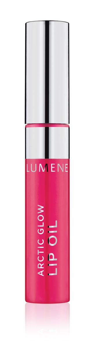 Lumene Arctic Glow Lip Oil Масло для губ №100, 8 млSC-FM20104Нежное масло глубоко увлажняет кожу губ и придает легкий, едва заметный оттенок. Глубоко питает и дарит ощущение абсолютного комфорта. Нелипкое покрытие с приятным ягодным ароматом. Легкое нанесение, удобный аппликатор. Продукт может использоваться как самостоятельно, так и поверх вашей любимой помады для дополнительного увлажнения и блеска!