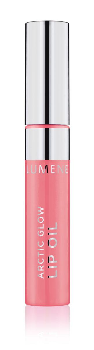 Lumene Arctic Glow Lip Oil Масло для губ №200, 8 млFS-54100Нежное масло глубоко увлажняет кожу губ и придает легкий, едва заметный оттенок. Глубоко питает и дарит ощущение абсолютного комфорта. Нелипкое покрытие с приятным ягодным ароматом. Легкое нанесение, удобный аппликатор. Продукт может использоваться как самостоятельно, так и поверх вашей любимой помады для дополнительного увлажнения и блеска!