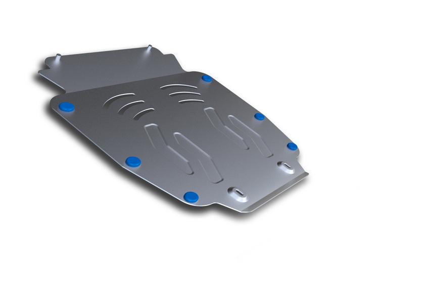 Защита картера Rival, для AUDI Q7. 333.0305.22706 (ПО)Защита картера для Audi Q7 , V - все 2009-2015, крепеж в комплекте, алюминий 4 мм, Rival. Надежно защищают днище вашего автомобиля от повреждений, например при наезде на бордюры, а также выполняют эстетическую функцию при установке на высокие автомобили.- Толщина алюминиевых защит в 2 раза толще стальных, а вес при этом меньше до 30%.- Отлично отводит тепло от двигателя своей поверхностью, что спасает двигатель от перегрева в летний период или при высоких нагрузках.- В отличие от стальных, алюминиевые защиты не поддаются коррозии, что гарантирует срок службы защит более 5 лет.- Покрываются порошковой краской, что надолго сохраняет первоначальный вид новой защиты и защищает от гальванической коррозии.- Глубокий штамп дополнительно усиливает конструкцию защиты.- Подштамповка в местах крепления защищает крепеж от срезания.- Технологические отверстия там, где они необходимы для смены масла и слива воды, оборудованные заглушками, надежно закрепленными на защите.Уважаемые клиенты!Обращаем ваше внимание, на тот факт, что защита имеет форму, соответствующую модели данного автомобиля. Фото служит для визуального восприятия товара.