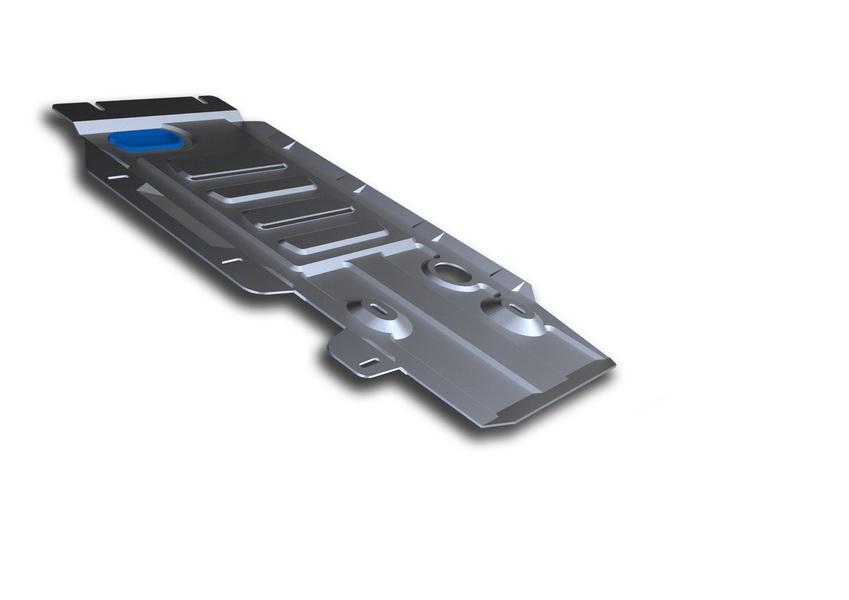 Защита КПП и РК Rival, для BMW X3. 333.0507.21004900000360Защита КПП и РК для BMW X3 , 20d, 28i, 30d 2010-2014 2014-, крепеж в комплекте, алюминий 4 мм, Rival. Надежно защищают днище вашего автомобиля от повреждений, например при наезде на бордюры, а также выполняют эстетическую функцию при установке на высокие автомобили.- Толщина алюминиевых защит в 2 раза толще стальных, а вес при этом меньше до 30%.- Отлично отводит тепло от двигателя своей поверхностью, что спасает двигатель от перегрева в летний период или при высоких нагрузках.- В отличие от стальных, алюминиевые защиты не поддаются коррозии, что гарантирует срок службы защит более 5 лет.- Покрываются порошковой краской, что надолго сохраняет первоначальный вид новой защиты и защищает от гальванической коррозии.- Глубокий штамп дополнительно усиливает конструкцию защиты.- Подштамповка в местах крепления защищает крепеж от срезания.- Технологические отверстия там, где они необходимы для смены масла и слива воды, оборудованные заглушками, надежно закрепленными на защите.Уважаемые клиенты!Обращаем ваше внимание, на тот факт, что защита имеет форму, соответствующую модели данного автомобиля. Фото служит для визуального восприятия товара.
