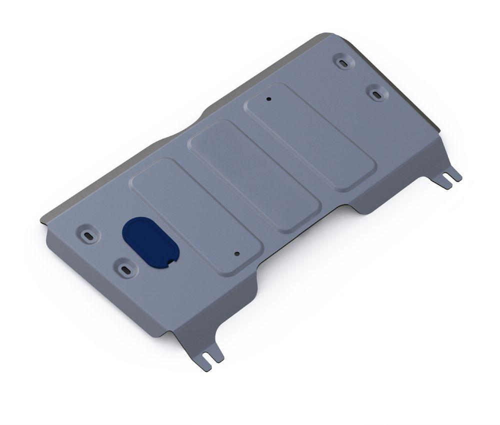 Защита картера и КПП Rival, для FORD Explorer. 333.1848.11004900000360Защита картера и КПП для Ford Explorer , V - 3,5(249 hp) 2014-2015 2015-, крепеж в комплекте, алюминий 4 мм, Rival. Надежно защищают днище вашего автомобиля от повреждений, например при наезде на бордюры, а также выполняют эстетическую функцию при установке на высокие автомобили.- Толщина алюминиевых защит в 2 раза толще стальных, а вес при этом меньше до 30%.- Отлично отводит тепло от двигателя своей поверхностью, что спасает двигатель от перегрева в летний период или при высоких нагрузках.- В отличие от стальных, алюминиевые защиты не поддаются коррозии, что гарантирует срок службы защит более 5 лет.- Покрываются порошковой краской, что надолго сохраняет первоначальный вид новой защиты и защищает от гальванической коррозии.- Глубокий штамп дополнительно усиливает конструкцию защиты.- Подштамповка в местах крепления защищает крепеж от срезания.- Технологические отверстия там, где они необходимы для смены масла и слива воды, оборудованные заглушками, надежно закрепленными на защите.Уважаемые клиенты!Обращаем ваше внимание, на тот факт, что защита имеет форму, соответствующую модели данного автомобиля. Фото служит для визуального восприятия товара.