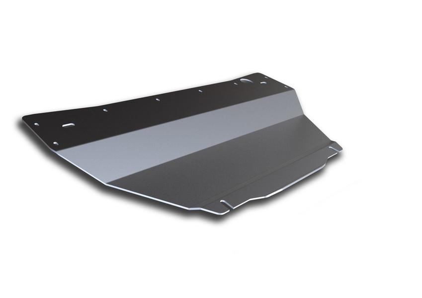 Защита картера Rival, для Infiniti FX 35/FX 37/FX 50/QX 70. 333.2401.1SVC-300Защита картера для Infiniti QX70 , V - 3,7 2013-; Infiniti QX70 , V - 5,0 2013-; Infiniti FX 35 , V - 3,5 2008-2010; Infiniti FX 37 , V - 3,7 2010-2013; Infiniti FX 50 , V - 5,0 2008-2013, крепеж в комплекте, алюминий 4 мм, Rival. Надежно защищают днище вашего автомобиля от повреждений, например при наезде на бордюры, а также выполняют эстетическую функцию при установке на высокие автомобили.- Толщина алюминиевых защит в 2 раза толще стальных, а вес при этом меньше до 30%.- Отлично отводит тепло от двигателя своей поверхностью, что спасает двигатель от перегрева в летний период или при высоких нагрузках.- В отличие от стальных, алюминиевые защиты не поддаются коррозии, что гарантирует срок службы защит более 5 лет.- Покрываются порошковой краской, что надолго сохраняет первоначальный вид новой защиты и защищает от гальванической коррозии.- Глубокий штамп дополнительно усиливает конструкцию защиты.- Подштамповка в местах крепления защищает крепеж от срезания.- Технологические отверстия там, где они необходимы для смены масла и слива воды, оборудованные заглушками, надежно закрепленными на защите.Уважаемые клиенты!Обращаем ваше внимание, на тот факт, что защита имеет форму, соответствующую модели данного автомобиля. Фото служит для визуального восприятия товара.
