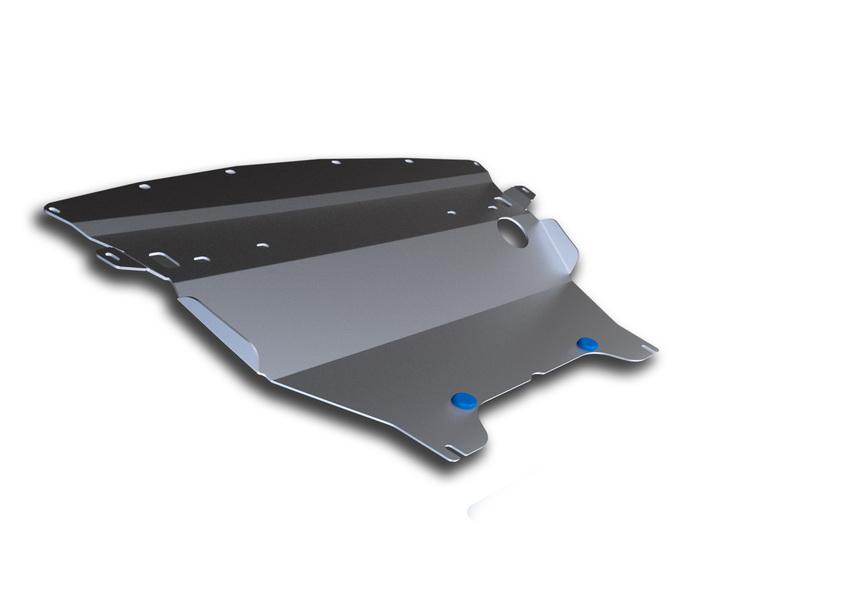 Защита картера Rival, для Infiniti EX 25/EX 35/G 35 Sedan/G 37 Sedan/QX 50. 333.2403.2CA-3505Защита картера для Infiniti QX50 , V - 2,5 2013-2016 2016-; Infiniti EX 25 , V - 2,5 2008-2013; Infiniti EX 35 , V - 3,5 2008-2013; Infiniti G 35 (Sedan) , V - 3,5 2006-2010; Infiniti G 37 (Sedan) , V - 3,7 2010-2014, крепеж в комплекте, алюминий 4 мм, Rival. Надежно защищают днище вашего автомобиля от повреждений, например при наезде на бордюры, а также выполняют эстетическую функцию при установке на высокие автомобили.- Толщина алюминиевых защит в 2 раза толще стальных, а вес при этом меньше до 30%.- Отлично отводит тепло от двигателя своей поверхностью, что спасает двигатель от перегрева в летний период или при высоких нагрузках.- В отличие от стальных, алюминиевые защиты не поддаются коррозии, что гарантирует срок службы защит более 5 лет.- Покрываются порошковой краской, что надолго сохраняет первоначальный вид новой защиты и защищает от гальванической коррозии.- Глубокий штамп дополнительно усиливает конструкцию защиты.- Подштамповка в местах крепления защищает крепеж от срезания.- Технологические отверстия там, где они необходимы для смены масла и слива воды, оборудованные заглушками, надежно закрепленными на защите.Уважаемые клиенты!Обращаем ваше внимание, на тот факт, что защита имеет форму, соответствующую модели данного автомобиля. Фото служит для визуального восприятия товара.