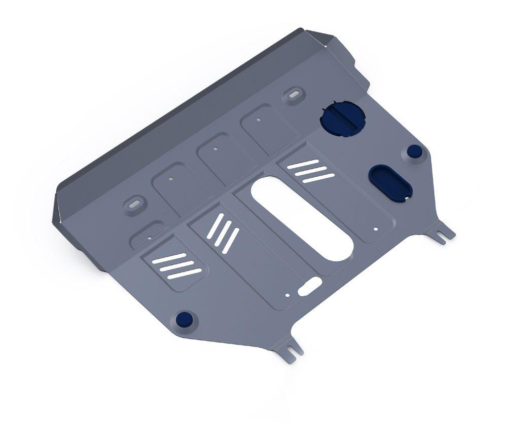 Защита картера и КПП Rival, для Lexus NX 300h. 333.3206.1кн12-60авцЗащита картера и КПП для Lexus NX, 300h, AWD V-2,5 Hybrid 2014-, крепеж в комплекте, алюминий 3 мм, Rival. Надежно защищают днище вашего автомобиля от повреждений, например при наезде на бордюры, а также выполняют эстетическую функцию при установке на высокие автомобили.- Толщина алюминиевых защит в 2 раза толще стальных, а вес при этом меньше до 30%.- Отлично отводит тепло от двигателя своей поверхностью, что спасает двигатель от перегрева в летний период или при высоких нагрузках.- В отличие от стальных, алюминиевые защиты не поддаются коррозии, что гарантирует срок службы защит более 5 лет.- Покрываются порошковой краской, что надолго сохраняет первоначальный вид новой защиты и защищает от гальванической коррозии.- Глубокий штамп дополнительно усиливает конструкцию защиты.- Подштамповка в местах крепления защищает крепеж от срезания.- Технологические отверстия там, где они необходимы для смены масла и слива воды, оборудованные заглушками, надежно закрепленными на защите.Уважаемые клиенты!Обращаем ваше внимание, на тот факт, что защита имеет форму, соответствующую модели данного автомобиля. Фото служит для визуального восприятия товара.