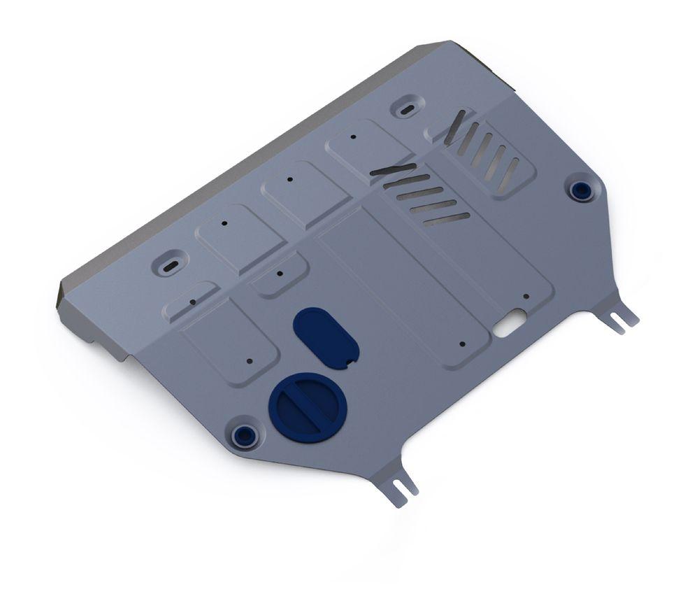 Защита картера и КПП Rival, для Lexus NX 200. 333.3211.12706 (ПО)Защита картера и КПП для Lexus NX, 200 , V-2,0 (150hp) 2014-, крепеж в комплекте, алюминий 3 мм, Rival. Надежно защищают днище вашего автомобиля от повреждений, например при наезде на бордюры, а также выполняют эстетическую функцию при установке на высокие автомобили.- Толщина алюминиевых защит в 2 раза толще стальных, а вес при этом меньше до 30%.- Отлично отводит тепло от двигателя своей поверхностью, что спасает двигатель от перегрева в летний период или при высоких нагрузках.- В отличие от стальных, алюминиевые защиты не поддаются коррозии, что гарантирует срок службы защит более 5 лет.- Покрываются порошковой краской, что надолго сохраняет первоначальный вид новой защиты и защищает от гальванической коррозии.- Глубокий штамп дополнительно усиливает конструкцию защиты.- Подштамповка в местах крепления защищает крепеж от срезания.- Технологические отверстия там, где они необходимы для смены масла и слива воды, оборудованные заглушками, надежно закрепленными на защите.Уважаемые клиенты!Обращаем ваше внимание, на тот факт, что защита имеет форму, соответствующую модели данного автомобиля. Фото служит для визуального восприятия товара.