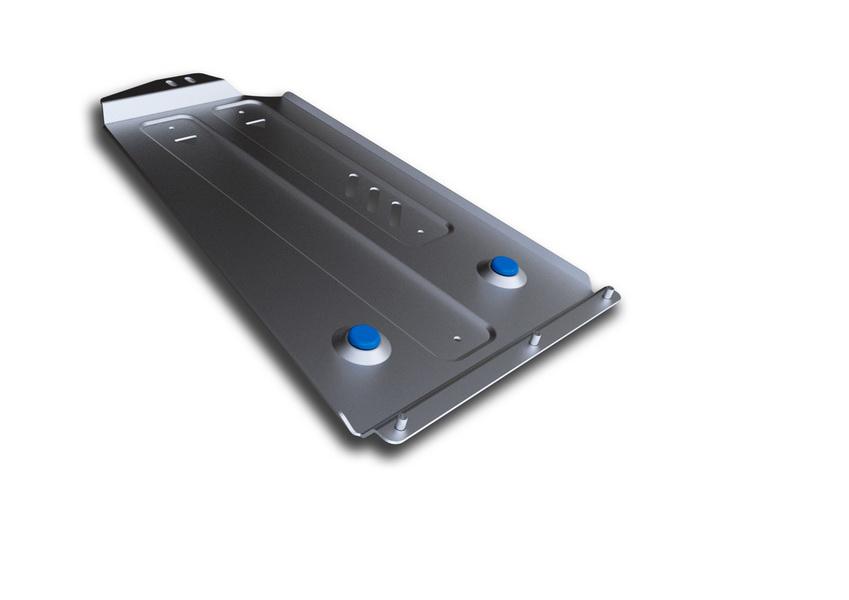 Защита раздатки Rival, для Mitsubishi Pajero IV. 333.4011.31004900000360Защита РК для Mitsubishi Pajero IV , V - 3,0; 3,2(188hp, 200hp); 3,8 2006-2011 2011-2016, крепеж в комплекте, алюминий 4 мм, Rival. Надежно защищают днище вашего автомобиля от повреждений, например при наезде на бордюры, а также выполняют эстетическую функцию при установке на высокие автомобили.- Толщина алюминиевых защит в 2 раза толще стальных, а вес при этом меньше до 30%.- Отлично отводит тепло от двигателя своей поверхностью, что спасает двигатель от перегрева в летний период или при высоких нагрузках.- В отличие от стальных, алюминиевые защиты не поддаются коррозии, что гарантирует срок службы защит более 5 лет.- Покрываются порошковой краской, что надолго сохраняет первоначальный вид новой защиты и защищает от гальванической коррозии.- Глубокий штамп дополнительно усиливает конструкцию защиты.- Подштамповка в местах крепления защищает крепеж от срезания.- Технологические отверстия там, где они необходимы для смены масла и слива воды, оборудованные заглушками, надежно закрепленными на защите.Уважаемые клиенты!Обращаем ваше внимание, на тот факт, что защита имеет форму, соответствующую модели данного автомобиля. Фото служит для визуального восприятия товара.