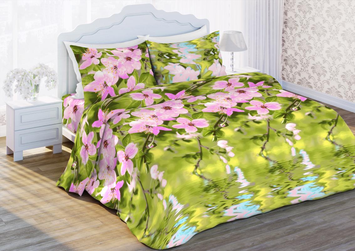 Комплект белья Любимый дом Нега, 1,5-спальный, наволочки 70x70К-8053пКомплект постельного белья коллекции Любимый дом выполнен из высококачественной ткани - из 100% хлопка. Такое белье абсолютно натуральное, гипоаллергенное, соответствует строжайшим экологическим нормам безопасности, комфортное, дышащее, не нарушает естественные процессы терморегуляции, прочное, не линяет, не деформируется и не теряет своих красок даже после многочисленных стирок, а также отличается хорошей износостойкостью.