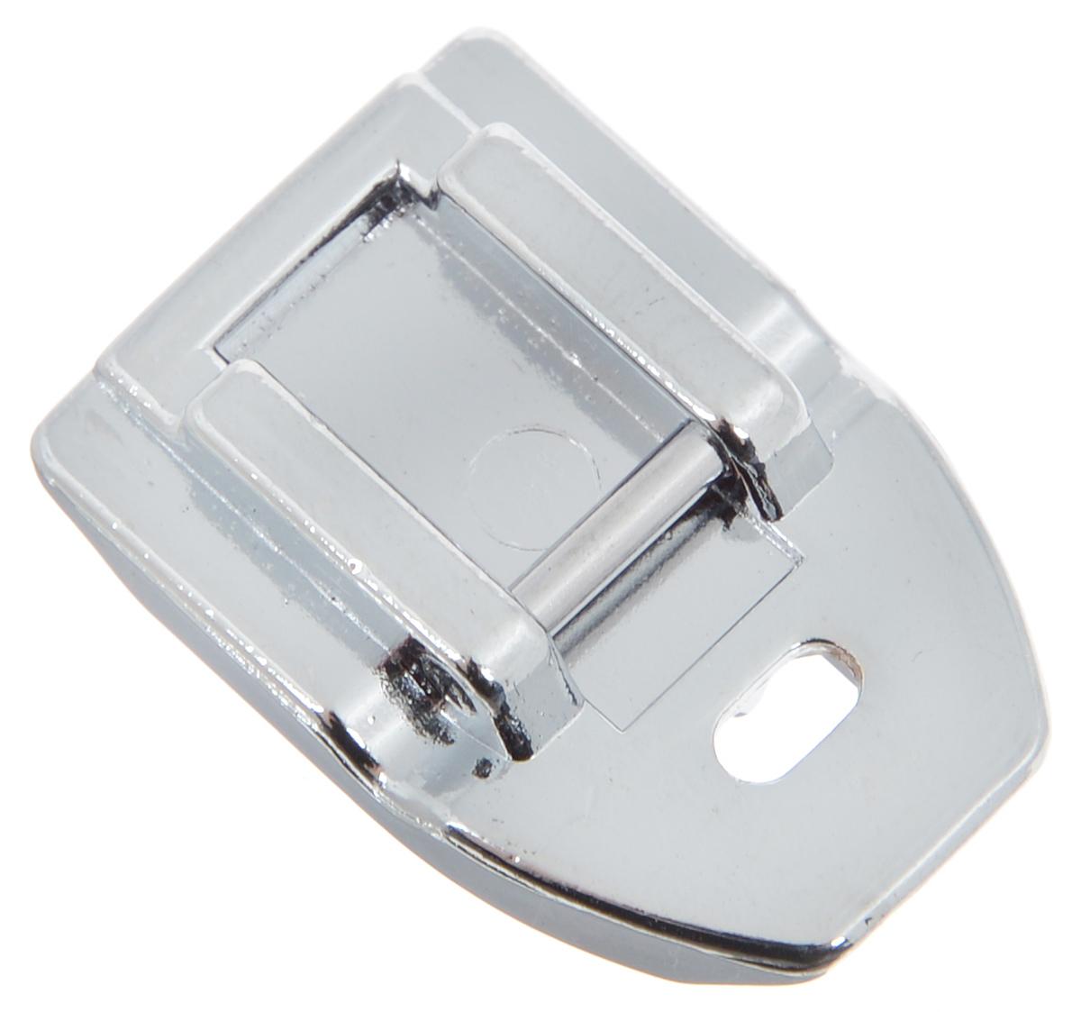 Лапка для швейной машины Aurora, для потайной молнииFTN 07Лапка для швейной машины Aurora существенно облегчает выполнение операции по вшиванию потайной застежки-молнии. Подходит для большинства современных бытовых швейных машин. Инструкция по использованию прилагается.