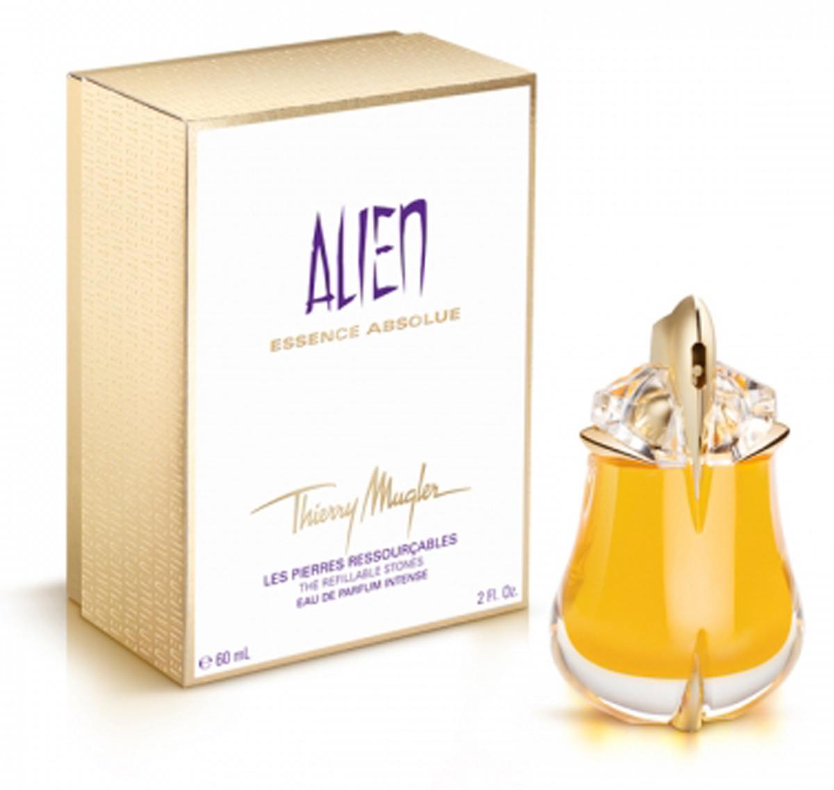 Thierry Mugler Парфюмированная вода Alien Essence Absolue, женская, 60 млNMS-620H-EUАроматические, цветочные. Кашемировое дерево, амбра, ваниль, мирт, фимиам, жасмин.